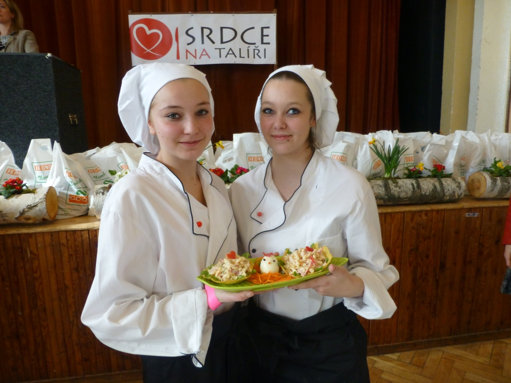 Další úspěchy cukrářů akuchařů naší školy